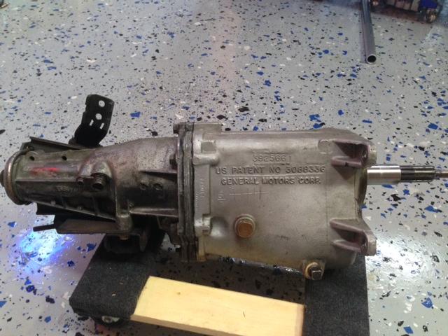 Help Identify this Muncie 4 Speed - Camaro Forums - Chevy